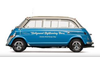 BMW 600 Stretch Limousine Photoshop by Sebastian Motsch