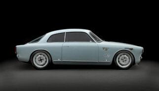 Alfa Romeo Giulietta Sprint Veloce Outlaw by Sebastian Motsch