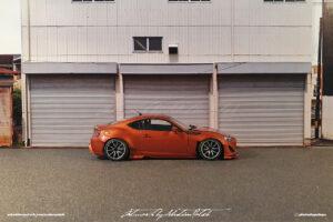 Aoshima Toyota GT86 RocketBunny V1 Built by Sebastian Motsch