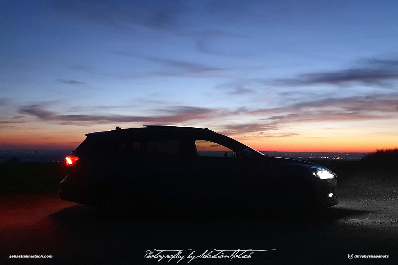 Ford Focus ST-Line Turnier in Schonungen Drive-by Snapshot by Sebastian Motsch