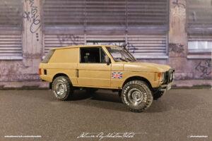 Italeri Range Rover Mk1 Van Built by Sebastian Motsch