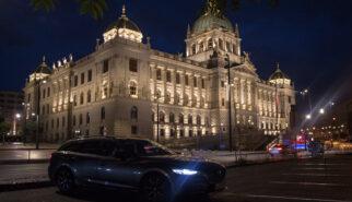 Mazda 6 Kombi at Národní Muzeum Prague Drive-by Snapshot by Sebastian Motsch