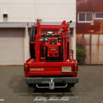 Aoshima Nissan Safari JDM Fire Engine by Sebastian Motsch