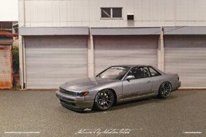 Nissan Silvia S13 Drifter Built by Sebastian Motsch