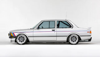 BMW E21 323i LS1 V8 Photoshop by Sebastian Motsch