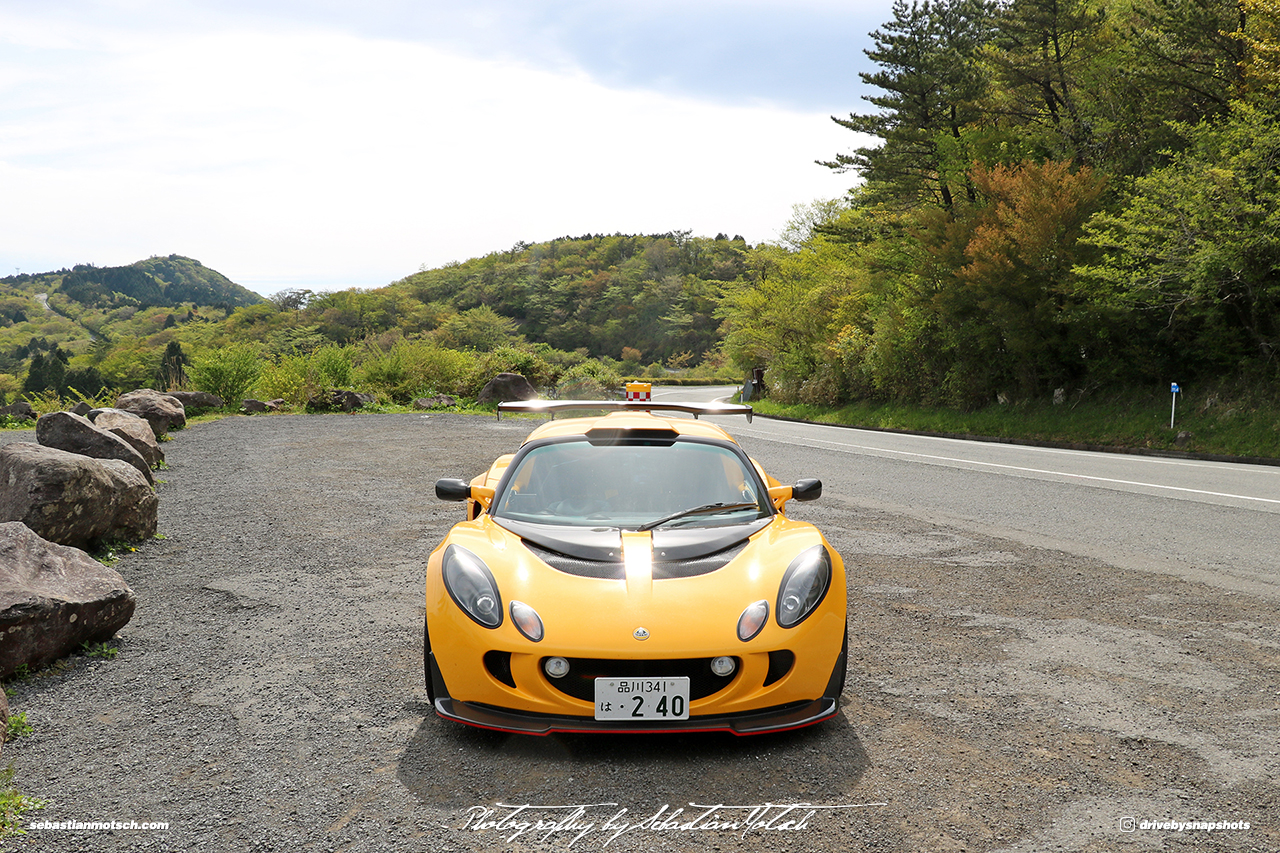 Lotus Exige 240R GT3 03 Drive-by Snapshots by Sebastian Motsch
