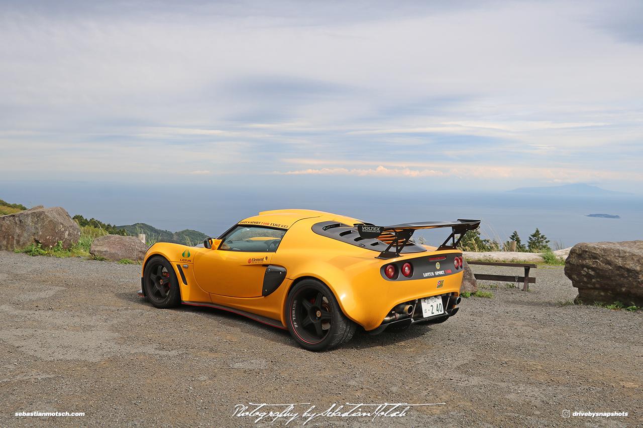 Lotus Exige 240R GT3 05 Drive-by Snapshots by Sebastian Motsch