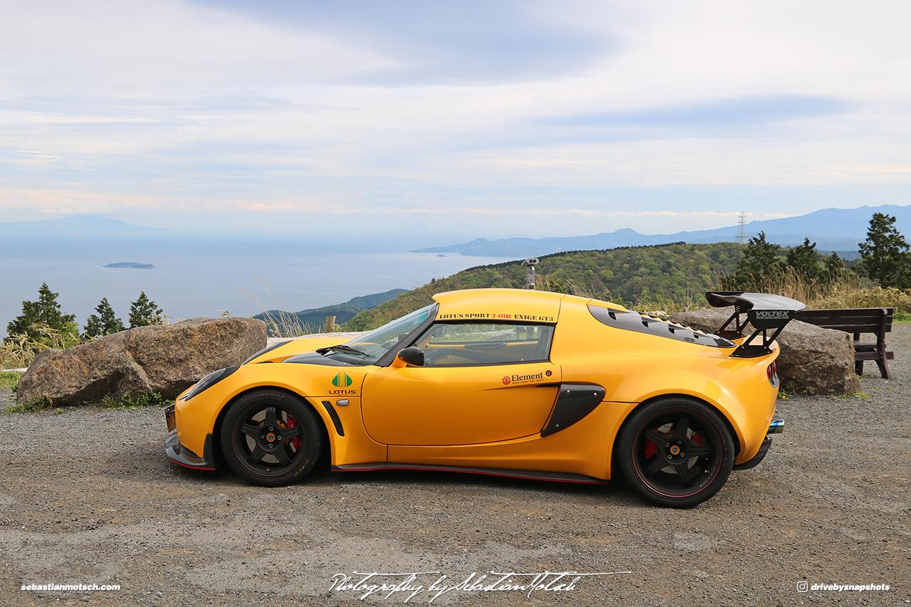 Lotus Exige 240R GT3 06 Drive-by Snapshots by Sebastian Motsch