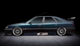 Renault Safrane Biturbo BTCC GTC Photoshop by Sebastian Motsch