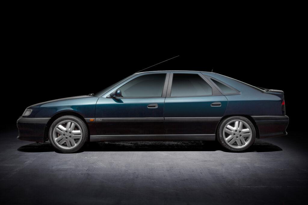 Renault Safrane Biturbo Baccara Reference Picture