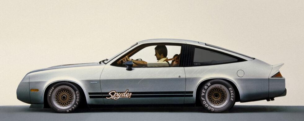 Chevrolet Monza 2+2 Spyder Photoshop by Sebastian Motsch