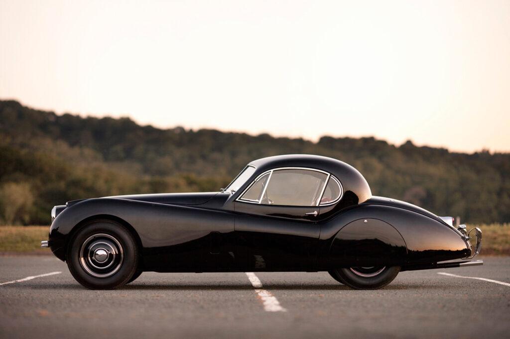 Jaguar XK120 Fixed Head Coupé reference picture
