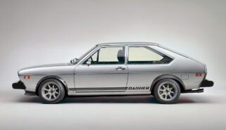 Volkswagen Dasher B1 Passat Turbo with Overfenders Photoshop by Sebastian Motsch