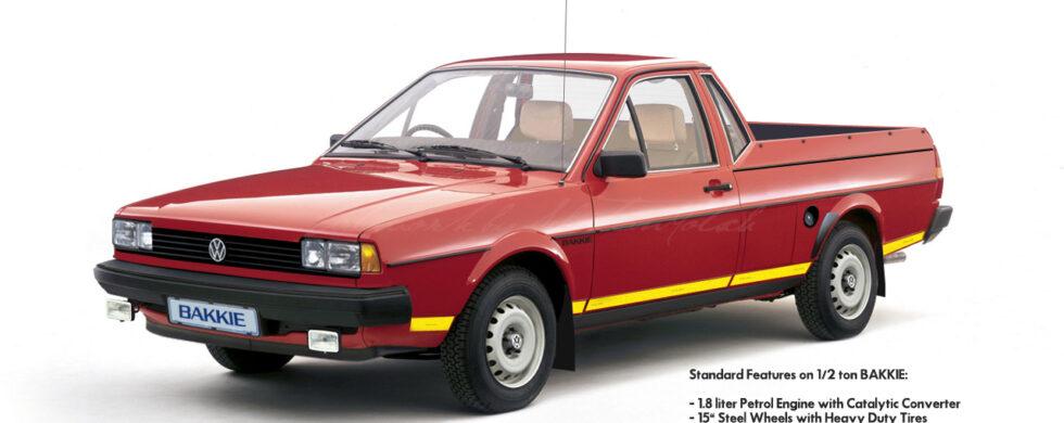Volkswagen Passat Bakkie South Africa Photoshop by Sebastian Motsch